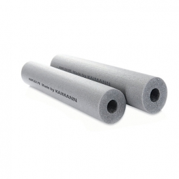 Kaifoam Pe Pipe Insulation 2m Tube Semi-slit 15mm X 13mm