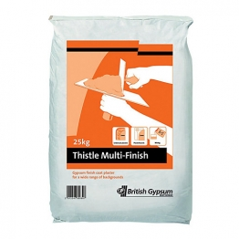 Thistle Multi-finish Plaster 25kg
