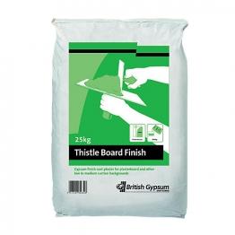 Thistle Board Finish Plaster 25kg