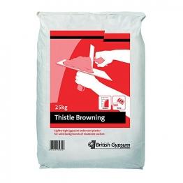 Thistle Browning Plaster 25kg