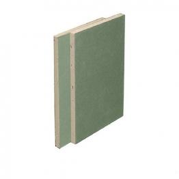 British Gypsum Gyproc Moisture Resistant Plasterboard Square Edge 12.5mm 2400mm X 1200mm X 12.5mm (2.88m