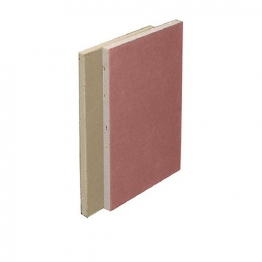 British Gypsum Gyproc Fireline Plasterboard Tapered Edge 2400mm X 1200mm X 12.5mm (2.88m