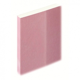 Knauf Fire Panel Plasterboard Tapered Edge 15mm X 2400mm X 1200mm