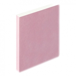 Knauf Fire Panel Square Edge 12.5mm X 1800mm X 900mm (1.62m