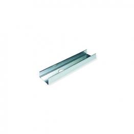 British Gypsum Gypframe Folded Edge Standard Floor & Ceiling Channel 50 Fec 50mm X 3600mm