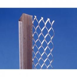 Expamet External Stainless Steel Standard Wing Stop Bead 13mm X 3m