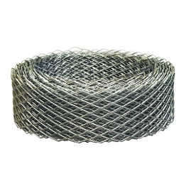 Expamet 770-20 Expanded Stainless Steel Mesh Coil 175mm X 20m