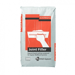British Gypsum Gyproc Joint Filler 12.5kg