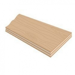 Manthorpe Coverboard 146 X 12 X 2440mm