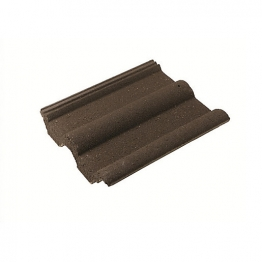 Redland 50 Double Roman Roof Tiles Brown 02 (220102)