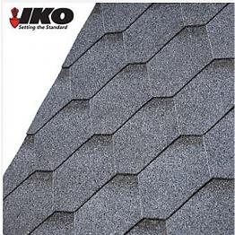 Ruberoid Armourshield Shingles Hexagonal Tile (3m2) Granite Grey
