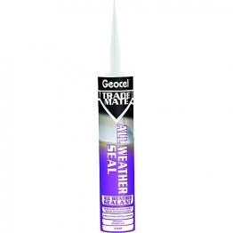 Geocel Trade Mate All Weather Seal Clear 310ml