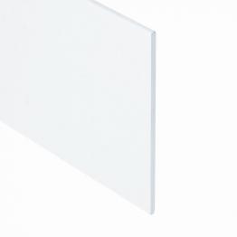 Eurocell Roofline Profile Upvc Utility Board White 9 X 150mm X 5m