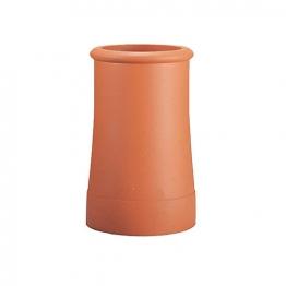 Hepworth Chimney Pot Roll Top Red 600mm