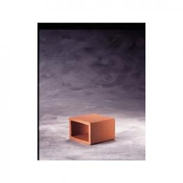 Hepworth Cavity Liner 215x200mm Red Yb15r