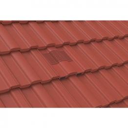 Manthorpe Castellated Tile Vent Terracotta Gtv-cs-tr
