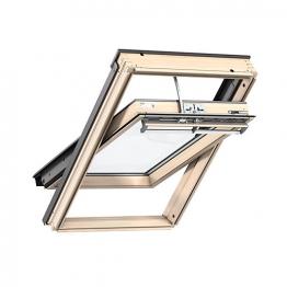 Velux Integra Solar Roof Window 940mm X 1400mm White Paint Ggl Pk08