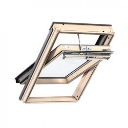 Velux Integra Roof Window 940mm X 1400mm Pine Ggl Pk08 307021u