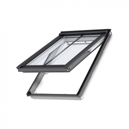 Velux Conservation Top Hung Roof Window And Flashing 780mm X 1400mm Gpl Mk08 Sd5w2