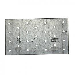 Nail Plate Fastener Galvanised 83mm X 229mm