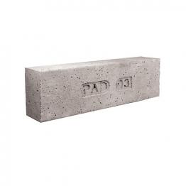 Supreme Concrete Padstone 215 X 215 X 102mm