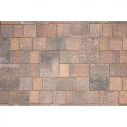 Marshalls Drivesett Tegula Concrete Traditional Block Paving Extra Large 320mm X 240mm X 50mm (england & Wales)