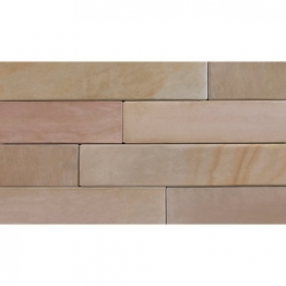 Marshalls Fairstone Sawn Autumn Bronze Walling 4 Size Project Pack