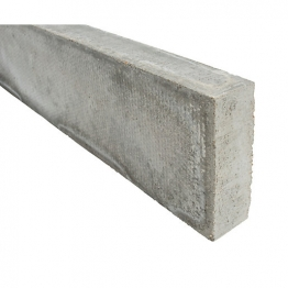Tp Concrete Flat Top Path Edging Ef 50mm X 150mm X 915mm