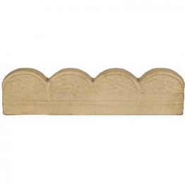 Marshalls Country Oatmeal Edging 600mm X 150mm X 45mm