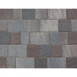 Marshalls Drivesett Natural Slate 240mm X 160mm X 50mm - Pack Of 300