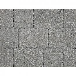 Marshalls Drivesett Argent Priora Block Paving Dark Mixed Size Pack - 8.06 M2 Pack Coverage