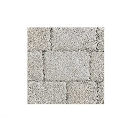 Marshalls Drivesett Argent Priora Block Paving Light Mixed Size Pack - 8.06 M2 Pack Coverage