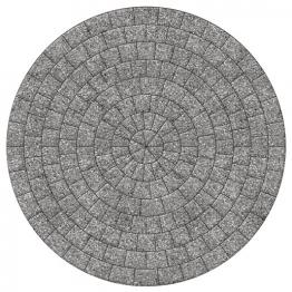 Drivesett Argent Circle 2.6m Dia Dark