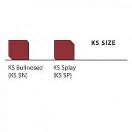 Marshalls Keykerb Ks Small 125mm X 100mm X 127mm Grey
