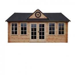 Cheviot Log Cabin 5500mm X 4000mm