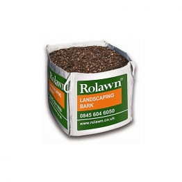 Rolawn Landscaping Bark Bulk Bag 1m