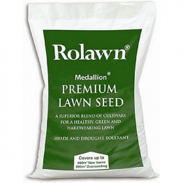 Rolawn Medallion Grass Seed 20kg Trade Sack Seed20