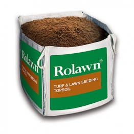 Rolawn Turf And Lawn Seeding Topsoil Bulk Bag