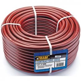 4trade Contractors Hose Pipe 1/2in X 50m