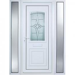 Medway Pre-hung Upvc Door 2085mm X 1520mm Right Hand