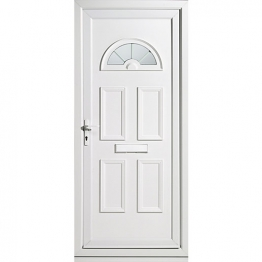 Carolina Pre-hung Upvc Doorset 920mm Right Hand