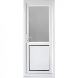 Tamar Pre-hung Upvc Door 2085mm X 840mm Right Hand
