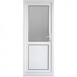Tamar Pre-hung Upvc Door 2085mm X 840mm Left Hand