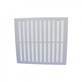 Rytons '9 X 9' Hit & Miss Ventilator - White