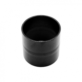 Alutec Flush Fit 63mm Pipe Joint Spigot 3m Heritage Black