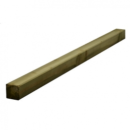 Sawn Timber Regularised Treated 47mm X 50mm X 3.0m