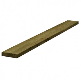Sawn Timber Softwood Carcassing Treated 22mm X 100mm X 4.2m