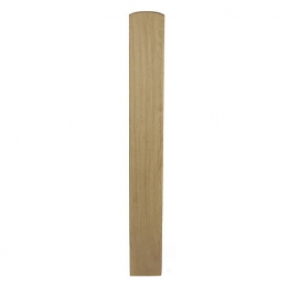 Richard Burbidge White Oak Newel Base 700mm