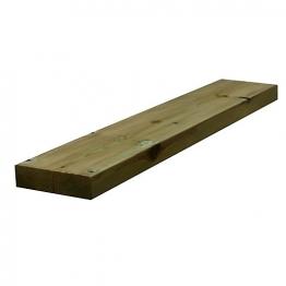 Sawn Timber Regularised Treated C16/c24 47mm X 175mm X 4.2m