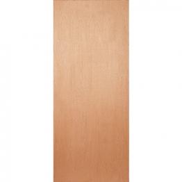 External Flush Pwd Paint Grade Fd60 Fire Door 1981mm X 762mm X 54mm